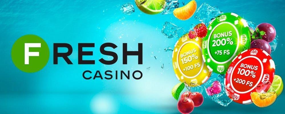 Фреш казино официальный сайт